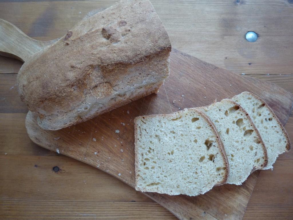 Kruh od miješanog brašna