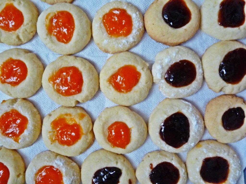 Husarski limun kolačići