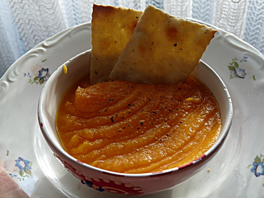 Krem juha od butternut tikve