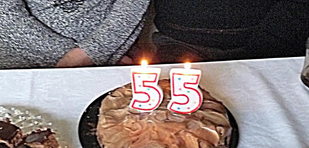 Čokoladna jubilej torta