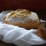 Kruh s kvasom od kefira