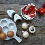 Rolani omlet sa surimijem iliti romlet