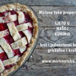 Preuzmi besplatnu e-kuharicu: LJETO U NAŠOJ KUHINJI