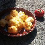 Gougères – tradicionalna francuska posla(n)stica iliti pufići od sira