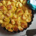 Jedan običan ručak. Juha od povrća, krumpir s maslacem, palačinke.