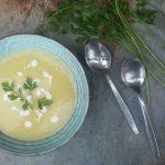 Juha od uha do uha iliti kako kuham svom vegetarijancu: tri juhe od povrća, jedan složenac.