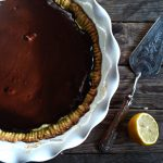 Firentinska torta od griza s čokoladom