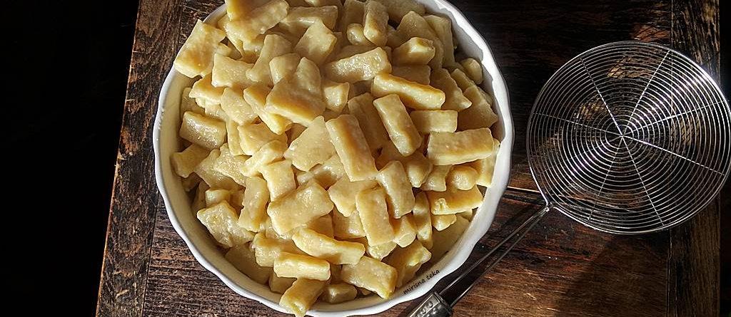 Muke po šufnudli (krumpir njoki)