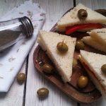 Tramezzini, talijanski sendvič. Recept za kruh!
