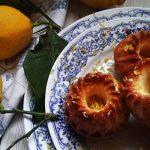 Muffini s medom i limunom