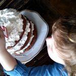 Kinder Milch Schnitte torta