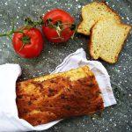 Kukuruzni kruh s palentom i sirom