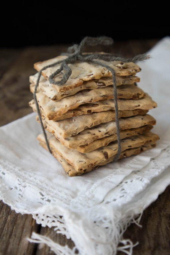 Bezglutenski krekeri sa sjemenkama
