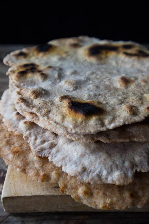 Integralni flatbread (tortila), mekan, ukusan i idealan za vesele nadjeve po vašoj želji!
