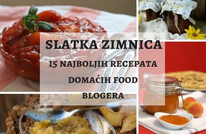 15 najboljih recepata domaćih food blogera