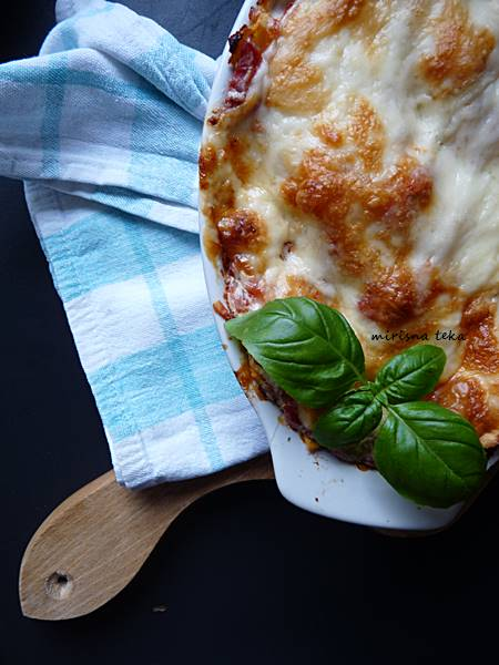 Lasagne od mlinaca