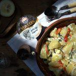 Krumpir salata s Euromilk grčkim tipom jogurta