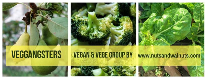 Veggangsters, vegan-vege FB grupa